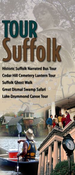 Tour Suffolk Brochure Cover