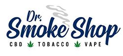 The Logo for Dr. Smoke Shop