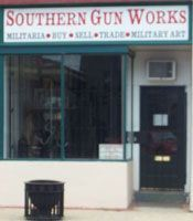 Southern Gun Works Building Entrance