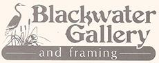 Blackwater Gallery and Framing Logo