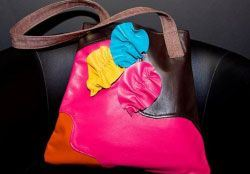 Brightly Colored Purse