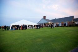 Outdoor Tent for Meeting or Event